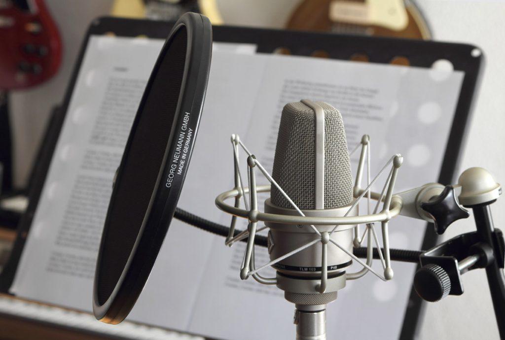 Podcast Recording Rtudio
